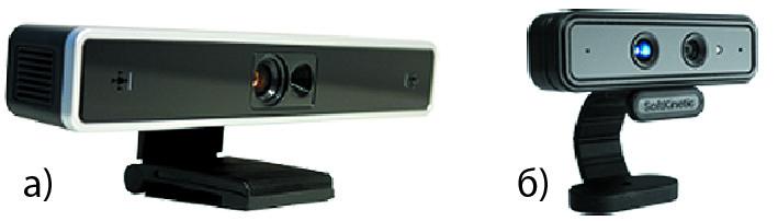 Собственные продукты SoftKinetic — датчики-камеры на основе технологии SoftKinetic DepthSense