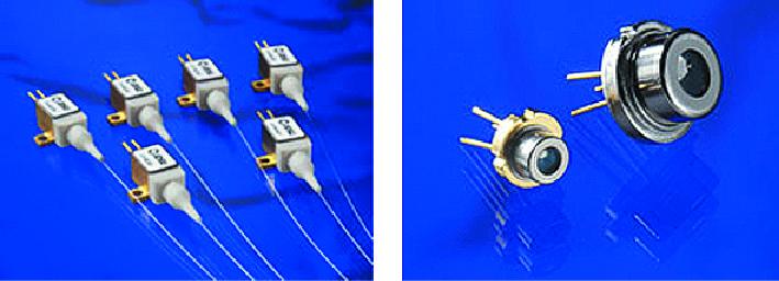 Спектр продукции диодных лазеров JDSU