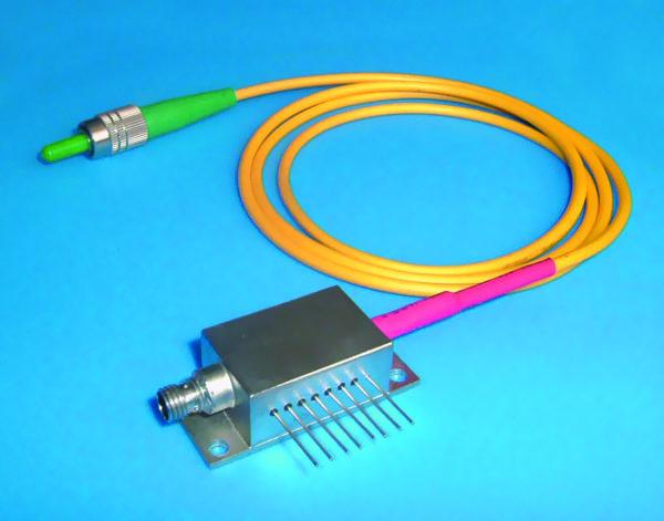 Внешний вид высокочастотного лазерного модуля ДМПО131-23