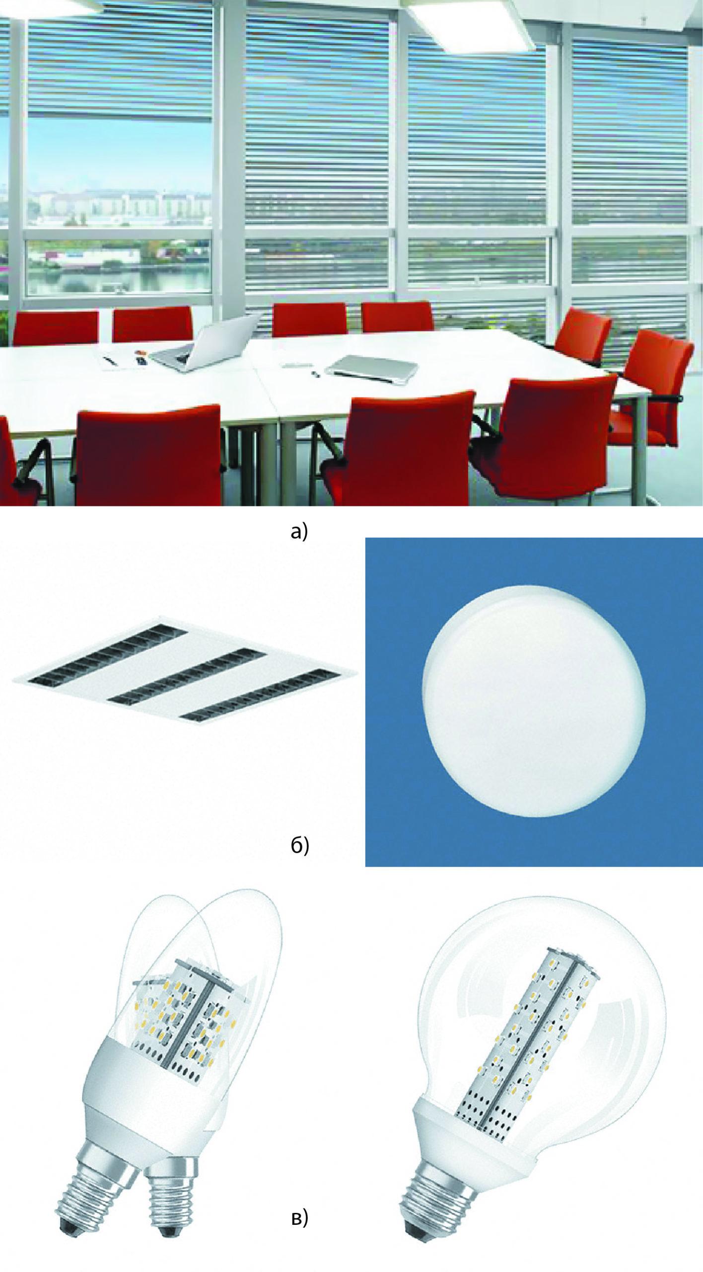 Основные области применения новых светодиодов DURIS S 5