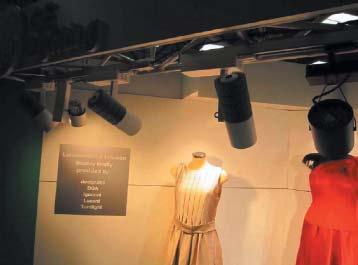 Светильники на основе модулей светодиодов на стенде компании GE Lighting на выставке SIL Europe