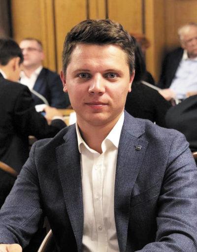 Антон Евстафьев, технический директор ООО «Атон»