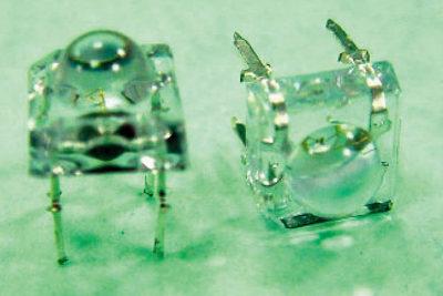 Внешний вид приборов с линзой 5 мм