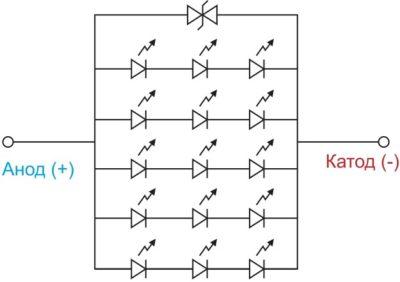 Структура сборок LEMWM11202MZ100