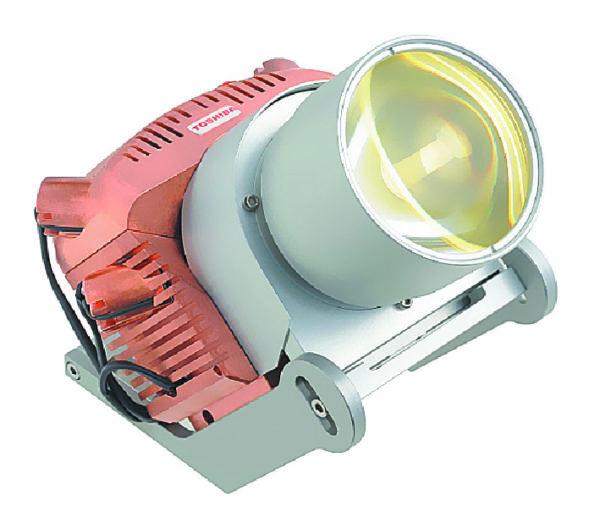 TOSHIBA Lamp 2013 с 34 светодиодами, разработанная для освещения картины «Мона Лиза»