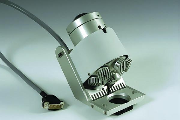 Лампа из семи светодиодов, разработанная в 2005 г. Pharos–Alef–Sklaer в сотрудничестве с Fraen Corporation Srl и DEF Srl (проект архитектора Л. Пикераса и дизайнера по свету М. Фонтуанона)