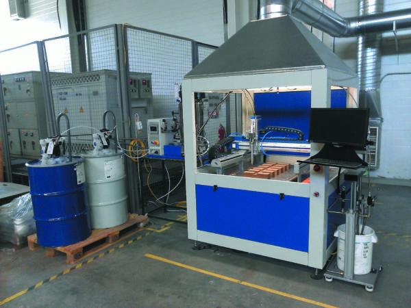 Пусконаладочные работы оборудования Fisnar Liquid Control для нанесения силиконовых материалов
