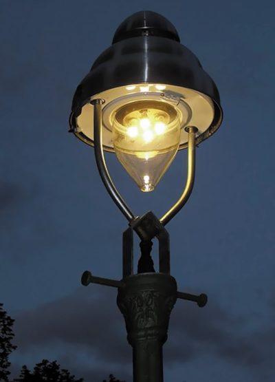 Берлинский газокалильный фонарь