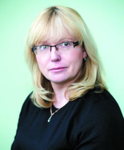 Оксана Гизингер, профессор кафедры микробиологии и вирусологии Медицинского института РУДН, д. б. н.