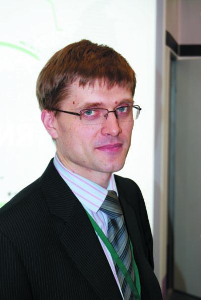 Алексей Панкрашкин, генеральный директор ООО «Интех Инжиниринг», к. т. н.