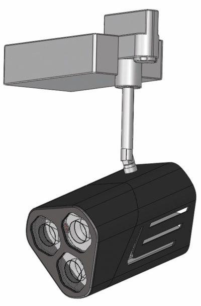 Реечный прожектор Track Light