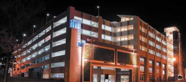 Парковочный комплекс Университета Дьюка