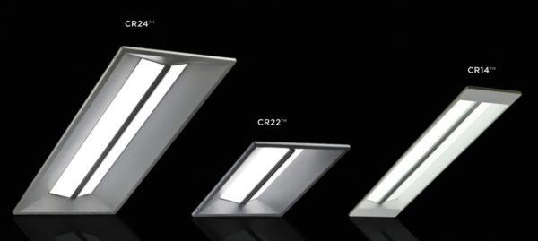 Светильники CR14, CR22, CR24