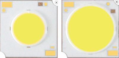 Светодиодные модули серии C1919 компании SemiLEDs: 20 кристаллов; 30 кристаллов