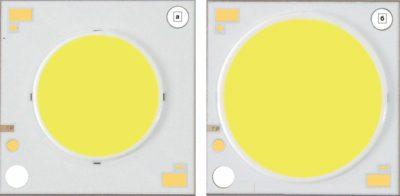 Светодиодные модули серии С2828 компании SemiLEDs: 30 и 40 кристаллов; 60 кристаллов