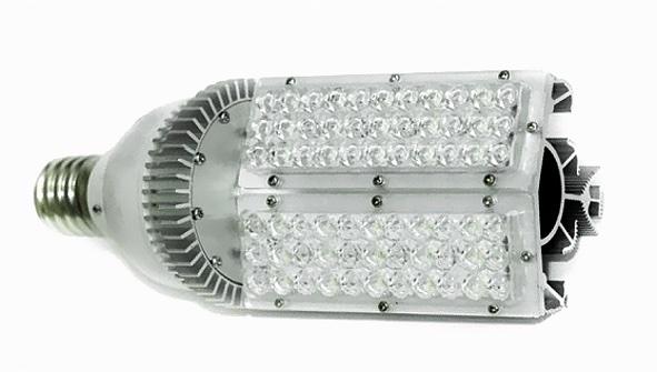Пример СД лампы НО для «прямой замены» лампы ДРЛ-150