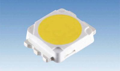 Нитрид-галлиевые светодиоды на кремниевой подложке компании Toshiba