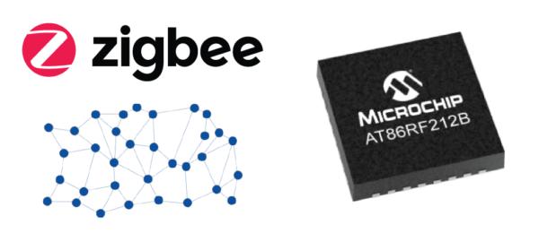 Zigbee — топология сети и микроконтроллер со встроенным приемопередатчиком