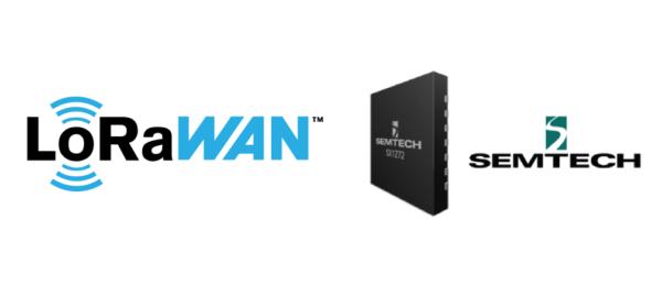 LoRaWan — приемопередатчик от компании Semtech