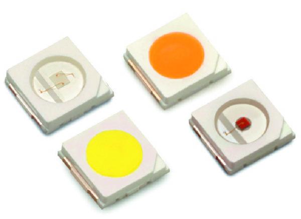 Цветные светодиоды серии Luxeon3535L Color компании Lumileds