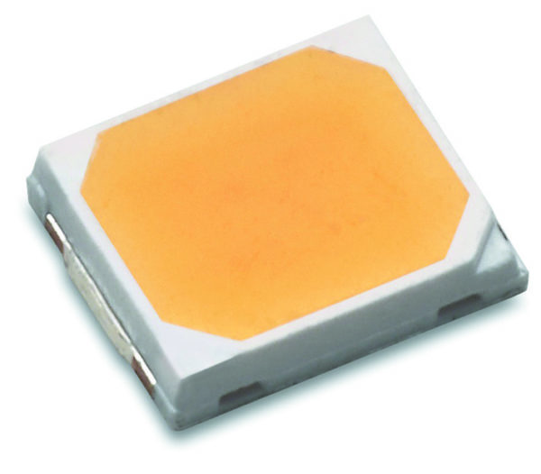 Сверхъяркий светодиод серии Luxeon2835 компании Lumileds