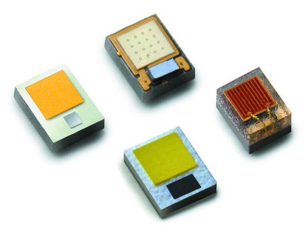 Мощные цветные светодиоды серии LuxeonZ Color компании Lumileds