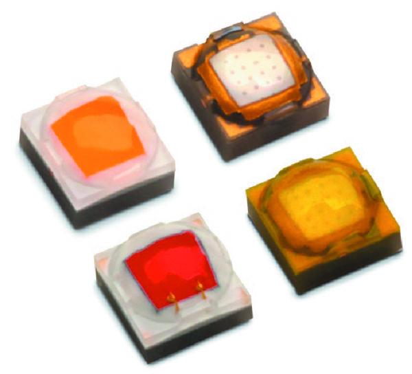 Мощные светодиоды серии LuxeonC компании Lumileds