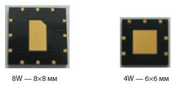 Микросхемы управления длямодулей Acrich2