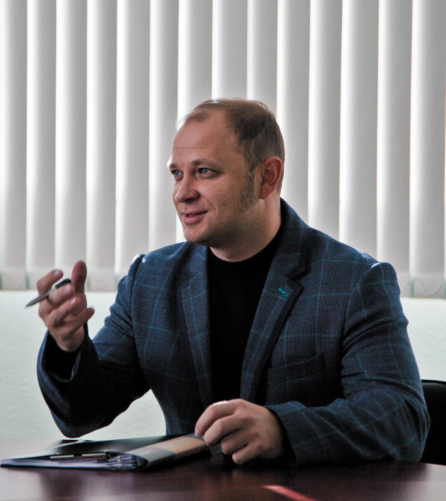 Валерий Кузнецов, генеральный директор ООО «РоСАТ-ЦЕНТР»
