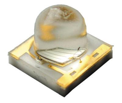 Мощные УФ-светодиоды серии C3535U-UNx1 с углом светораспределения 55° компании SemiLEDs