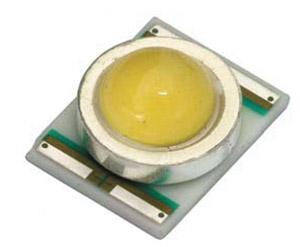 Внешний вид белого СД CREEСемейство XR-E7090: первые мощные светодиоды для систем освещения