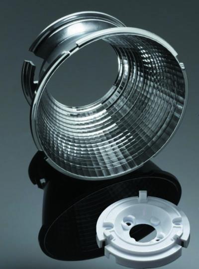 Рефлектор из металлизированного поликарбоната