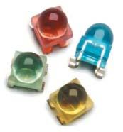 Внешний вид миниатюрных светодиодных ламп