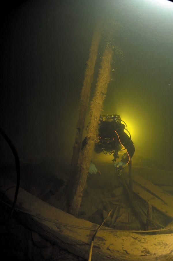 Исследовательские работы в Финском заливе в 2013 году