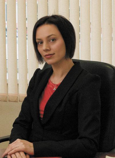 Лейла Алиева, заместитель генерального директора Технополис  «Москва»