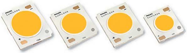 Светодиодные модули Luxeon CoB