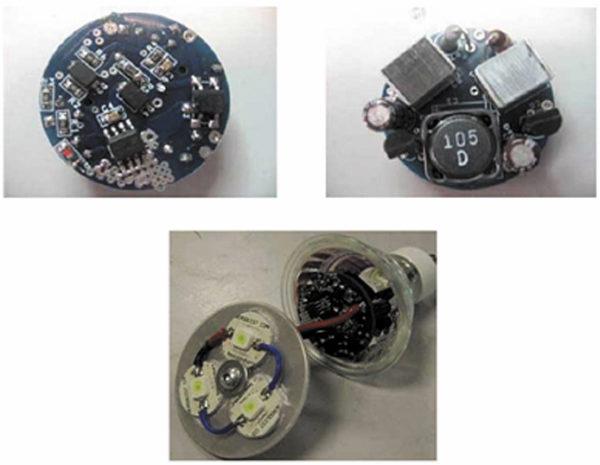 Пример использования микросхемы VIPer 22AS
