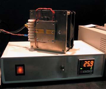 Термостол с контроллером температуры
