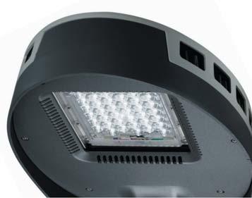 Световые приборы для охранного освещения