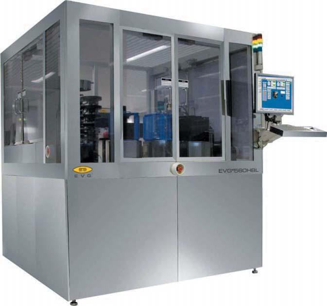 EVG 560HBL - полностью автоматизированное оборудование для сращивания пластин