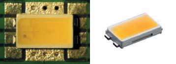 Внешний вид светодиода LM561B-5630