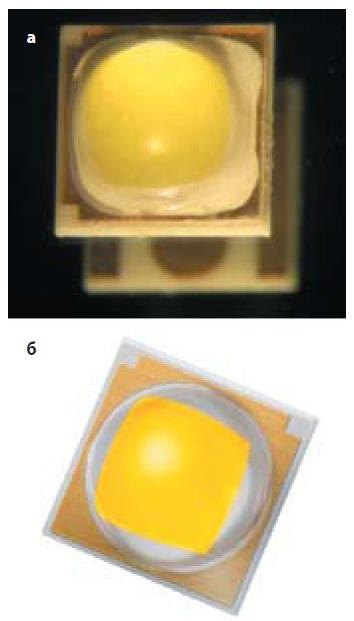 Внешний вид светодиода LH351B