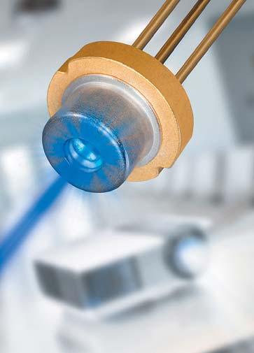 Синий лазерный диод PL TB450 OSRAM OS