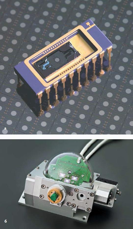 Лазерная сканирующая технология LinScan Fraunhofer IPMS, сущность и применение