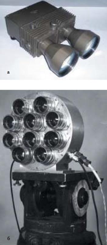 Модульные импульсные лазерные осветители ОАО ЦКБ «Точприбор»