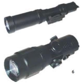 Лазерные ИК-осветители дальнего действия