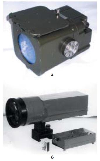 Моноканальные лазерные осветители