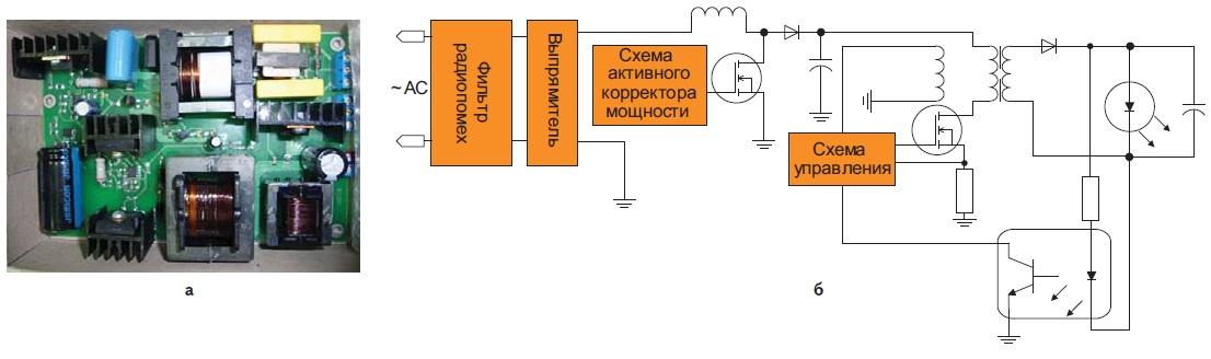 LED-драйвер мощностью 60-200 Вт