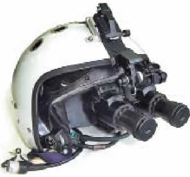 Очки ночного видения «Альфа-2031» (ОВН-1) для пилота вертолета