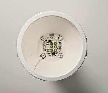 В некоторых применениях более выгодно вместо светодиодной матрицы использовать целый светодиодный модуль